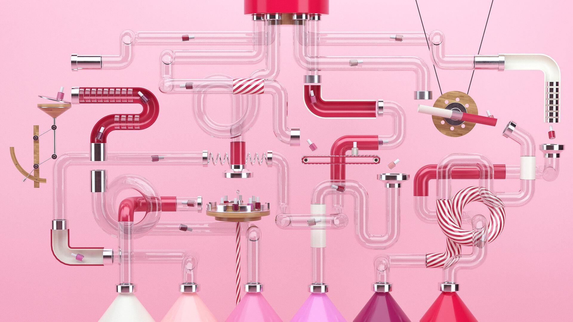 L'Oreal Essie - Color Machine