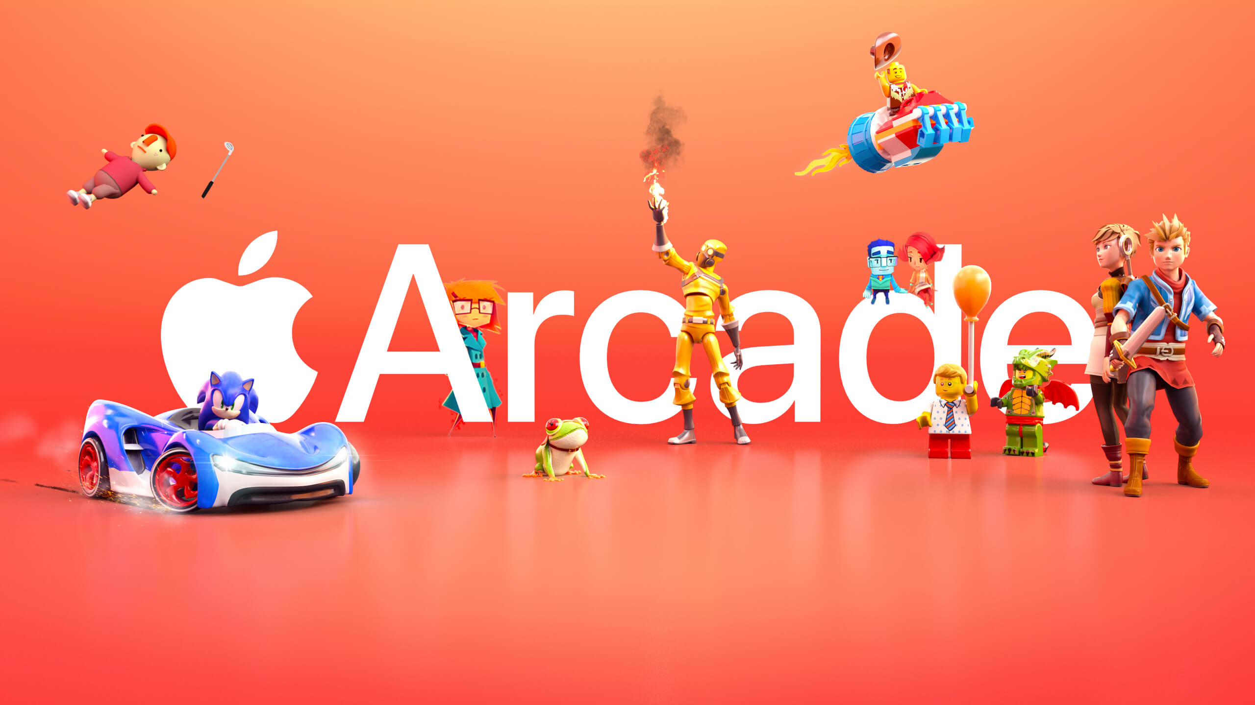 Apple Arcade - Duplicate